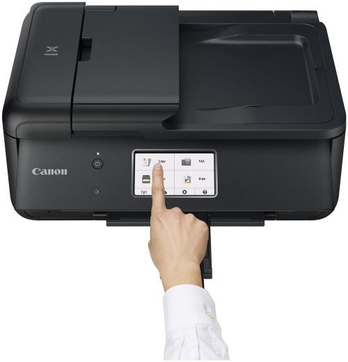 Canon TR8550 A4 Colour Inkjet 4 in 1 MF Printer