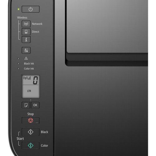 Canon PIXMA TS3150 Inkjet Multifunction Printer Duplex Wi-Fi Google Print A4 Ref 2226C008AA