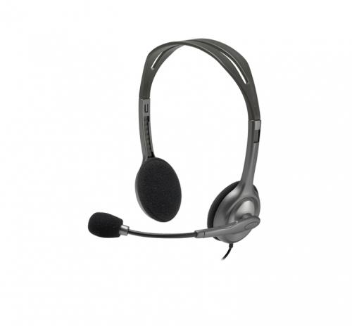 Logitech H110 Noise Canceling Stereo Headset