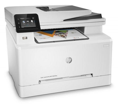 Hewlett Packard [HP] Color Pro M281FDW Multifunction Inkjet Printer 126MM Touchscreen A4 Ref T6B82A#B19