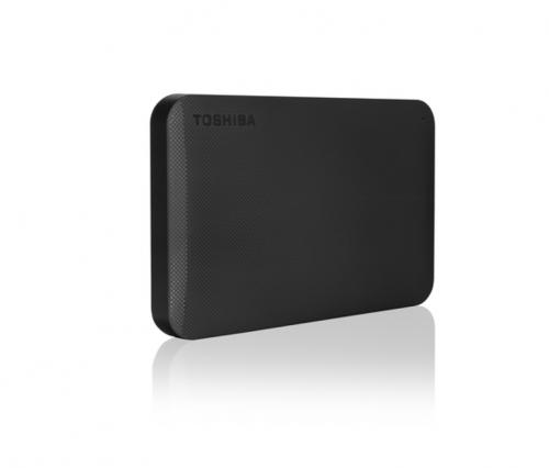 Toshiba Canvio Ready 2.5 500GB Black