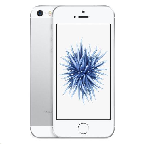 Apple iPhone SE 4 inch 32GB WLAN WWAN Silver