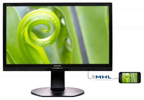 Philips 241P6EPJEB 24 Inch IPS Monitor