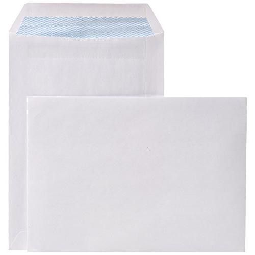 Blue Label Pocket Envelope White C5 Self Seal PK500