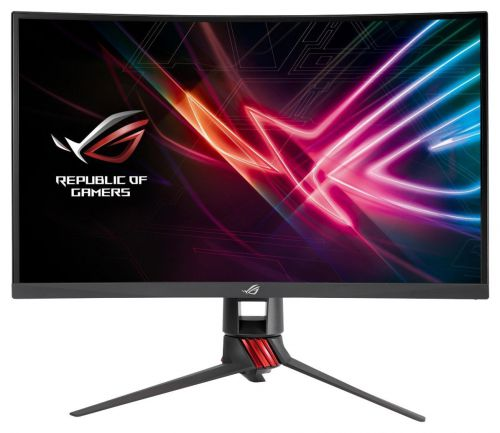 Asus Xg27Vq Rog Strix 27 Esport Gaming Monitor