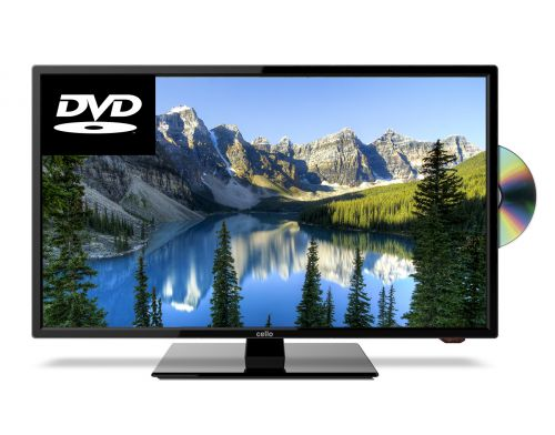 Cello 24IN TV C24230F with Built in DVD