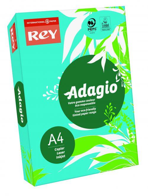 Adagio A4 80gsm D-Blue RM500 PROMO