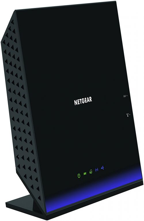 AC1600 WiFi VDSL ADSL Modem Router
