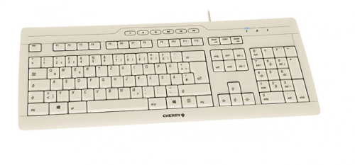 Cherry Stream 3.0 USB QWERTY UK Keyboard