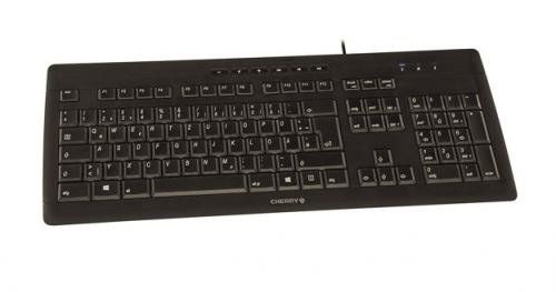 Cherry STREAM 3.0 Wired USB UK Keyboard