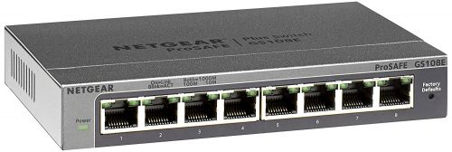 Netgear Unmanaged 8 Port Gigabit Plus Switch
