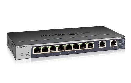 Netgear 8 PortUunmanaged With Uplinks
