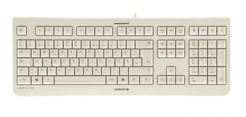 Cherry KC 1000 USB QWERTY Wired Keyboard