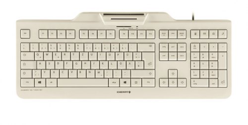 Cherry KC 1000 USB QWERTY Keyboard