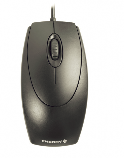 Cherry USB PS2 Optical Mouse Black