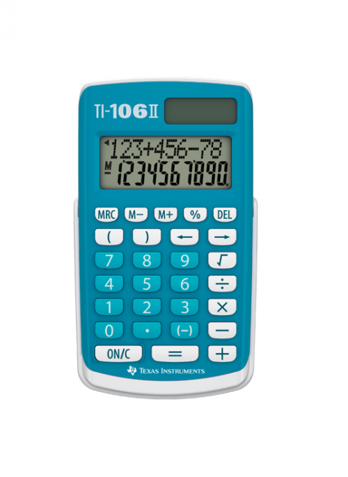 TI-106 II Primary School Calculator