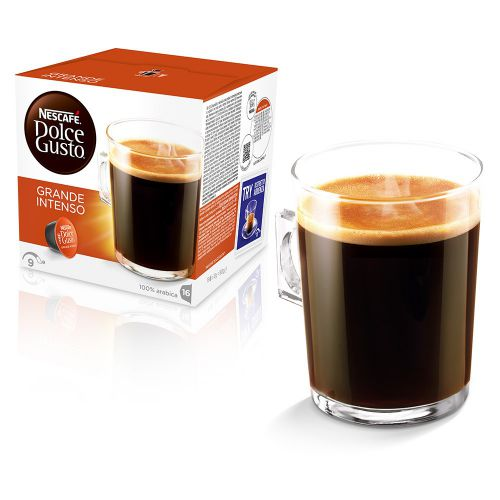 Nescafe Dolce Gusto Americano Intenso 16 capsules (Pack 3)