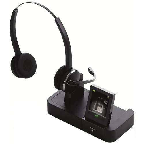 Jabra PRO 9465 Duo NC Wireless Headset