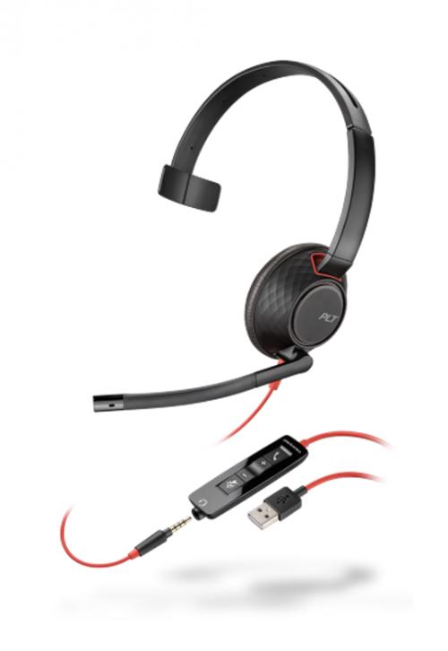 Plantronics Blackwire 5210 C5210 USB A
