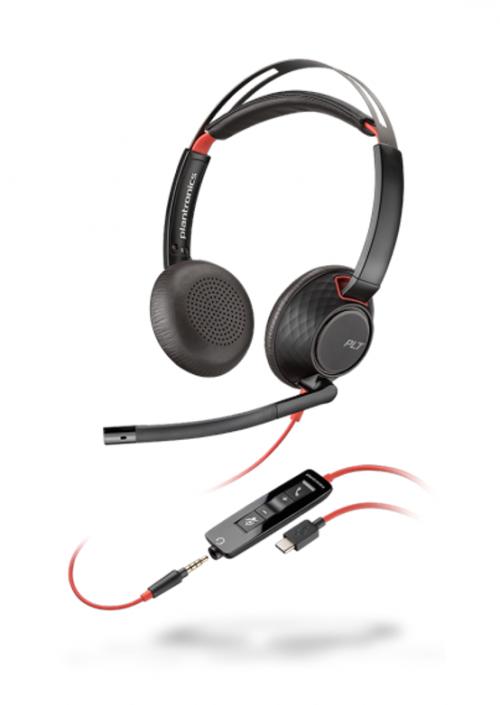 Plantronics Blackwire 5220 C5220 USB C