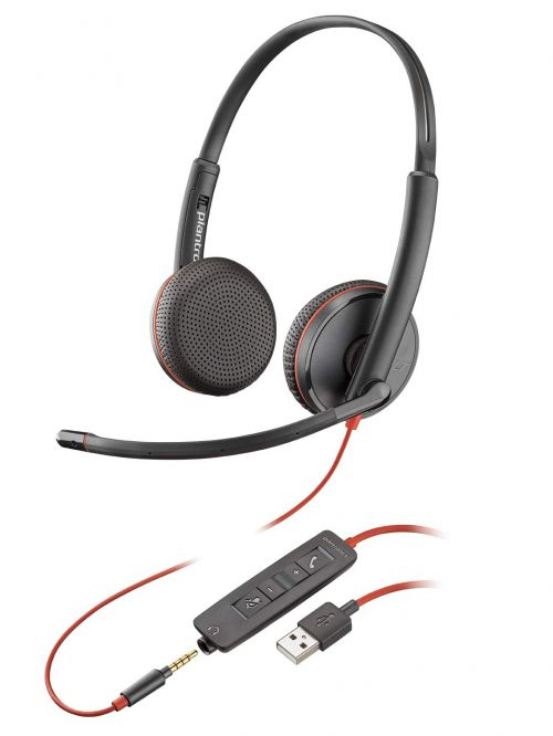 Plantronics Blackwire C3225 USB A