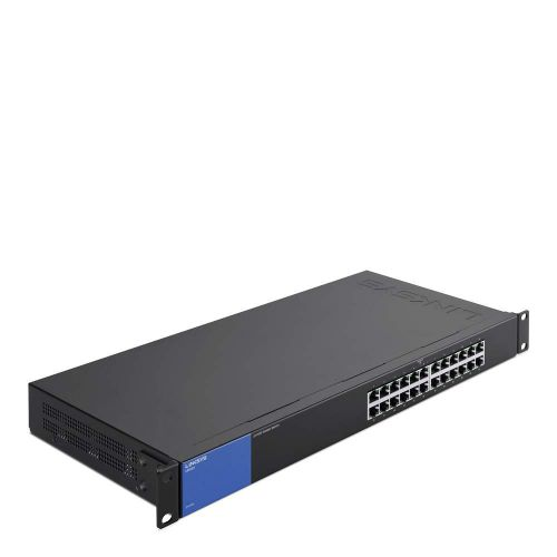 Linksys 1GB Unmanaged 24 Port Network Switch