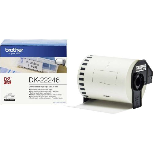 Brother DK22246 Continuous Paper Roll 103mmx30m