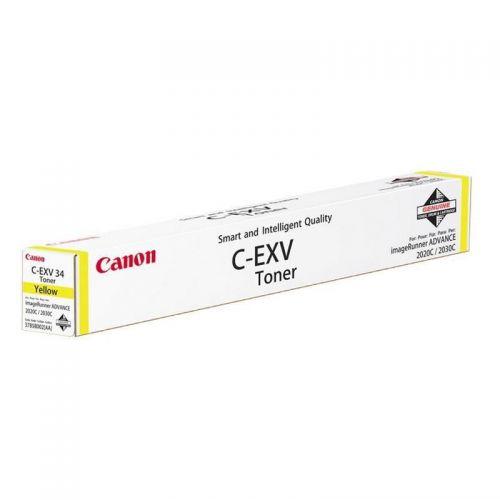 Canon 0484C002 EXV51 Yellow Toner 60K