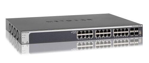 28 Port 10 Gigabit Ethernet Smart Switch
