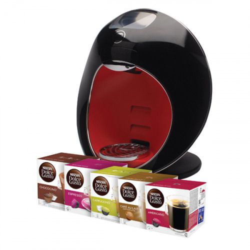 Dolce Gusto Majesto with 30 Boxes Of Free Capsules Bundle