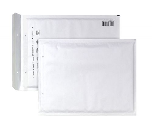 AirPro Padded P & S Bubble Bag White 220mmx265mm (E15) PK100