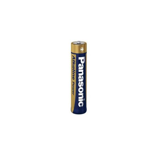 AAA Panasonic Bronze Power Batteries (Pack 4)