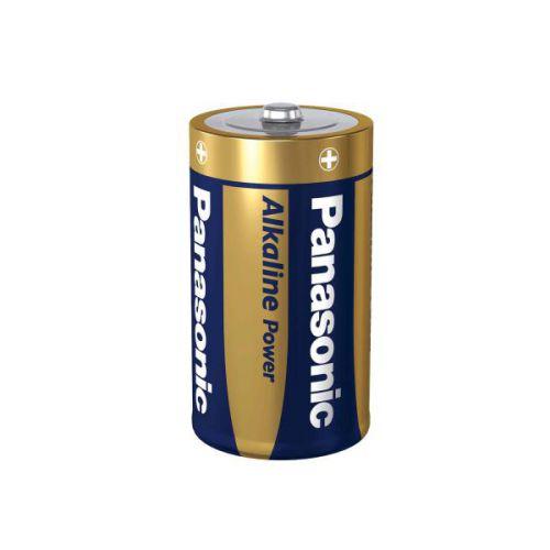 Panasonic D Bronze Power Batteries (Pack 2)