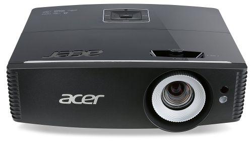 Acer P6600 Pro 5000 ANSI Lumens WUXGA Projector Black