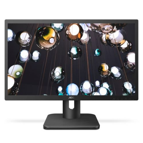 AOC 22E1D 21.5in VGA DVI HDMI Monitor