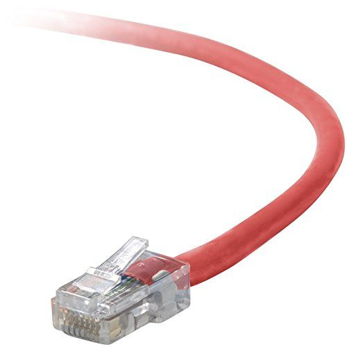 Belkin UTP Patch Cable Red 0.5M