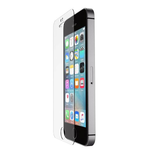 Image for Belkin iPhone SE Tempered Glass