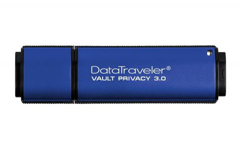 4GB USB 3.0 DTVP30 256bit AES Encrypted