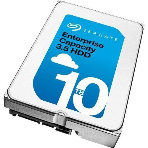 Seagate 10TB Exos X10 SAS 3.5in Internal HDD