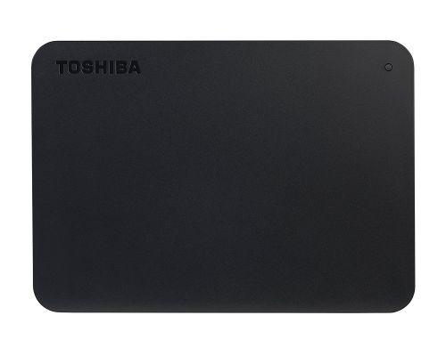 Toshiba HDD Ext 1TB Basics USB3 Black