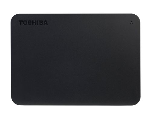 Toshiba HDD Ext 2TB Basics USB3 Black