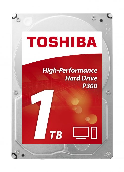 Image for Toshiba P300 3.5 Inch 1TB HDD Oem