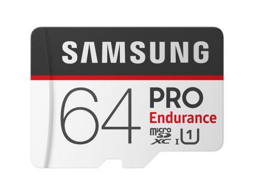 FC 64GB PRO End C10 UHS1 U1 MicroSD