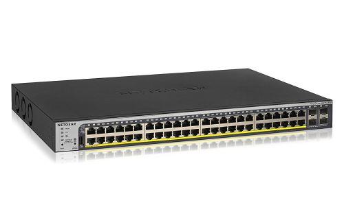 48 Port Gbit PoE Smart Switch with 4xSFP