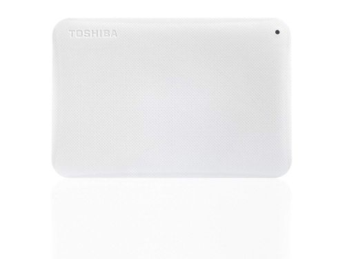 Toshiba 1TB Canvio Ready 2.5 White External HDD