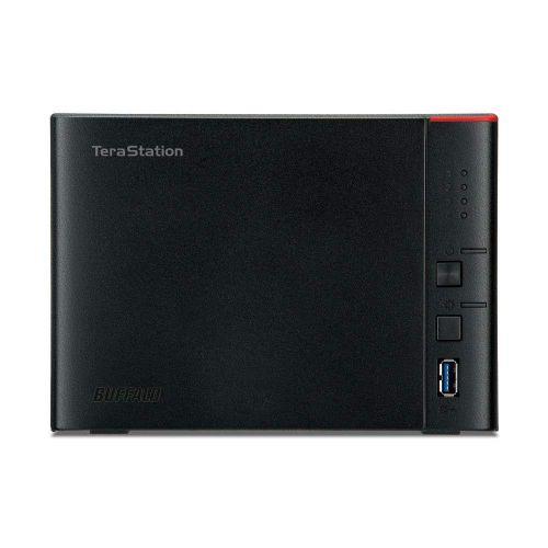 Buffalo TeraStation 1400 4TB Black HDD