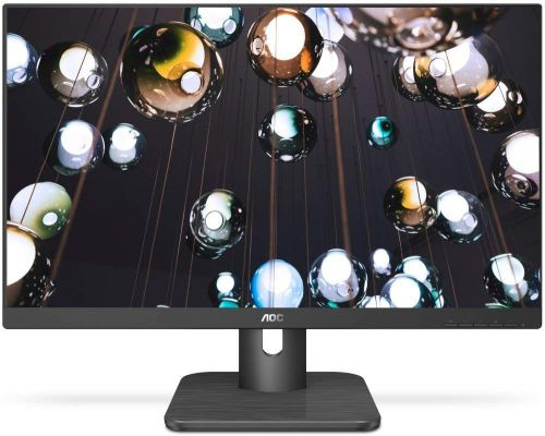 AOC 24E1Q 23.8in Full HD Matt Black Monitor