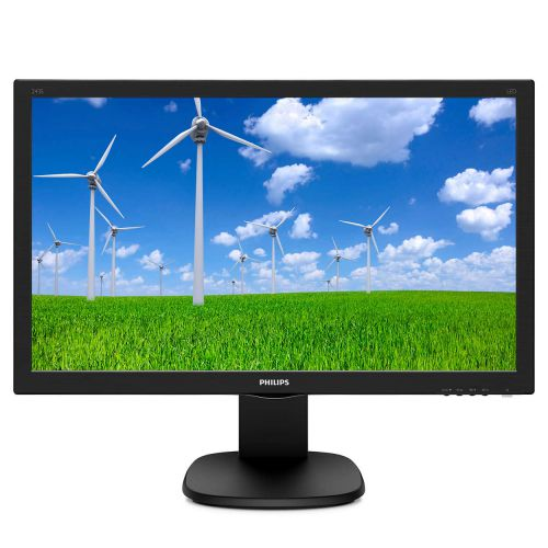 Philips S Line 24in LCD Monitor