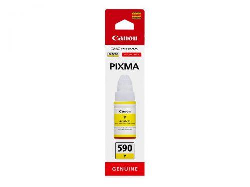 Canon Gi-590 Yellow Ink Bottle 1606C001