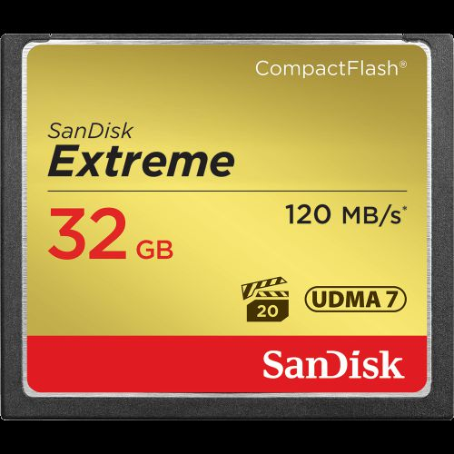 Sandisk 32GB Extreme Compact Flash